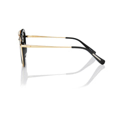 MARRAKESH (Black and Gold Metal with Smog Grey Lens)