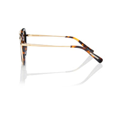 MARRAKESH (Honey Tortoise and Gold Metal with Solid Brown Lens)