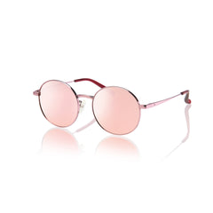 BARCELONA (Pink Metal with Pink Mirror Lens)