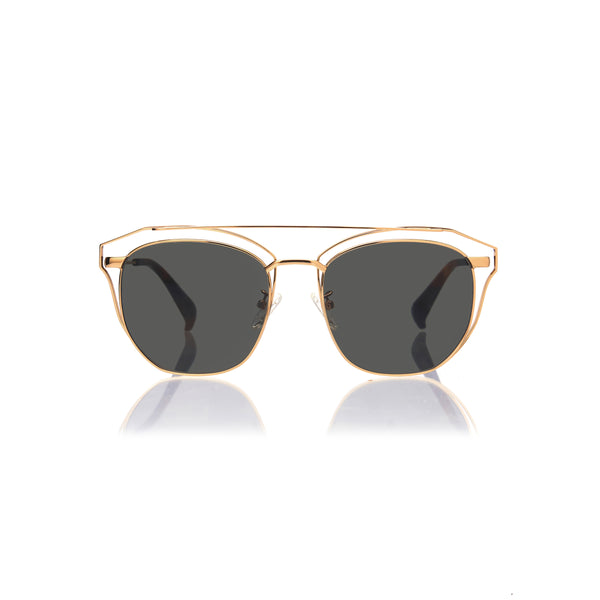 SYDNEY (Gold Metal with Green Lens)