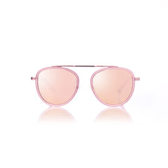 70e0fed6f6 STOCKHOLM (Pink Pearl and Pink Metal with Pink Mirror Lens) ...