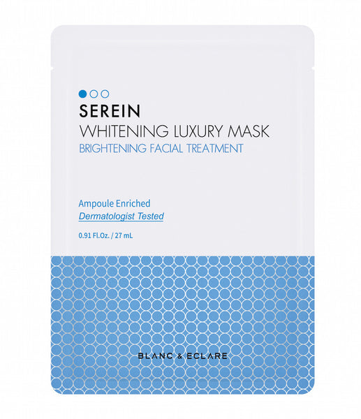 Serein Whitening Luxury Mask (5-Pack)