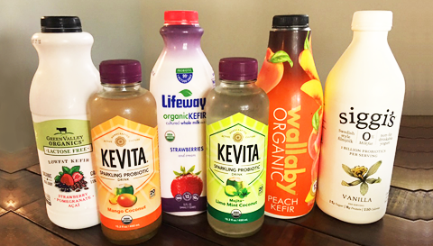 top 10 kefir beverages you can buy at your local grocery store