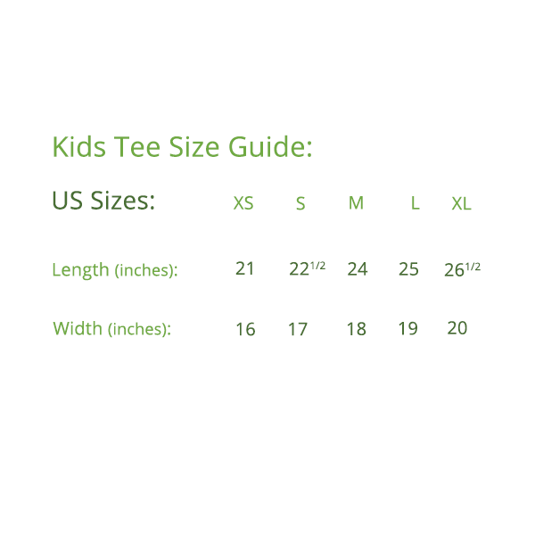I Drink Green Juice - Kids Tee