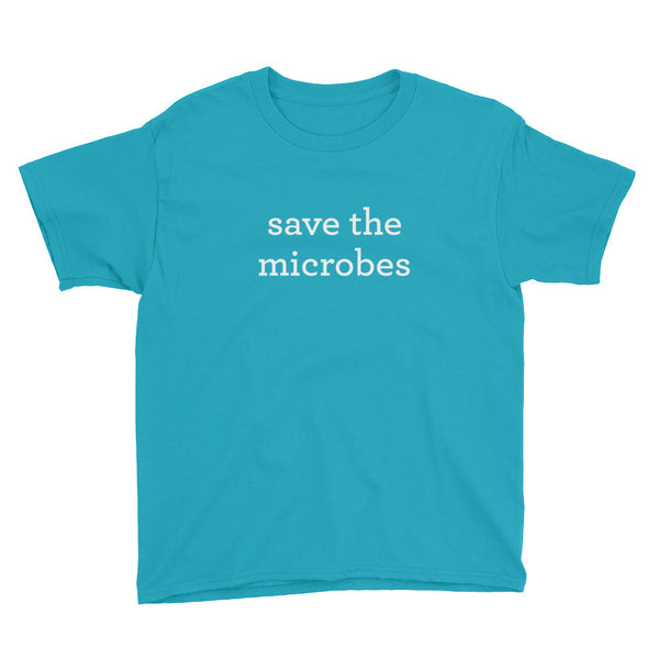 Save The Microbes - Kids Tee
