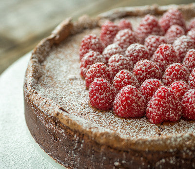 Chocolate & Almond Torte