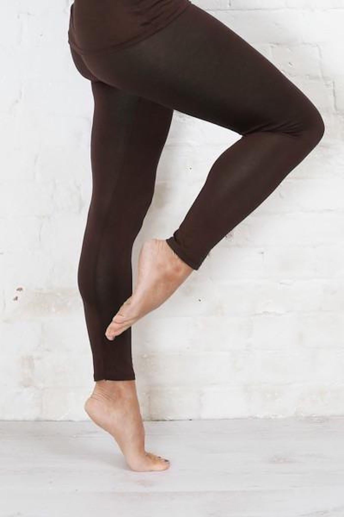 EVERYDAY SOFT VISCOSE JERSEY LEGGINGS