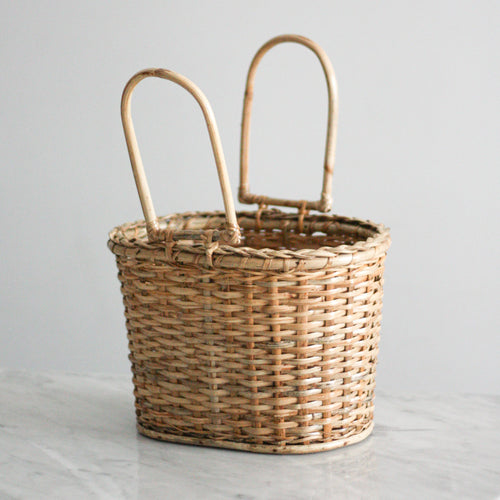CANE SHOPPING BAG SMALL by Tikau