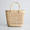 REED FIBRE SHOPPING BAG by Tikau