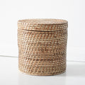 CANE LAUNDRY BASKET MEDIUM by Tikau