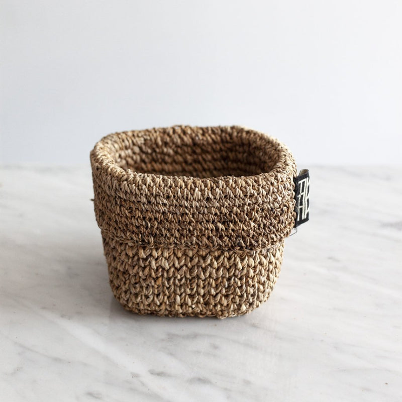 FOLDI BASKET PRE-ORDER by Tikau (Extra Small)