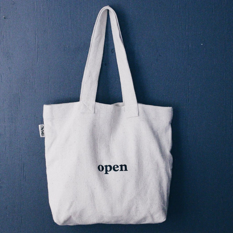 OPEN AND EQUAL BAG (COTTON BELT) By Tikau