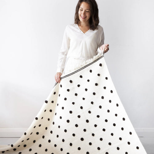 NEW! PALLO -CARPET (Small Dot) by Tikau