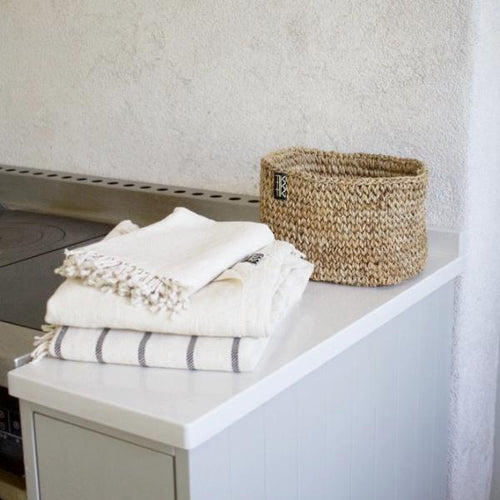 SMALL TOWEL ORGANIC COTTON by Tikau (60 x 90 cm)