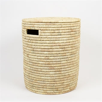 PALM LAUNDRY BASKET S by Afroart