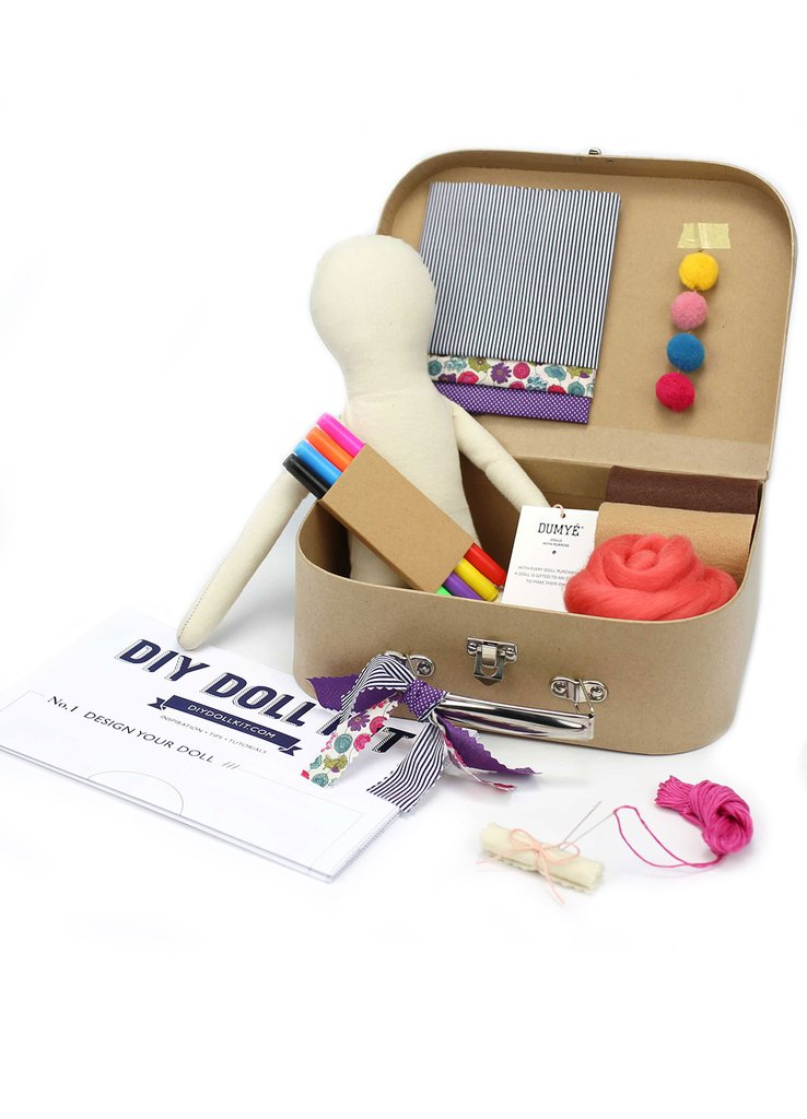 DOLL KIT BOLD BLOSSOM by Dumye