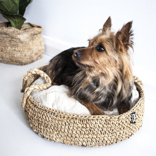 CUSHION FOR DOGGY BASKET (Small) by Tikau