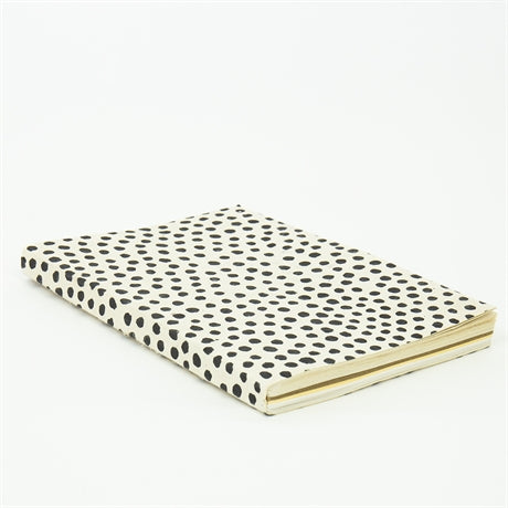 DOTTED NOTEBOOK A5 by Afroart