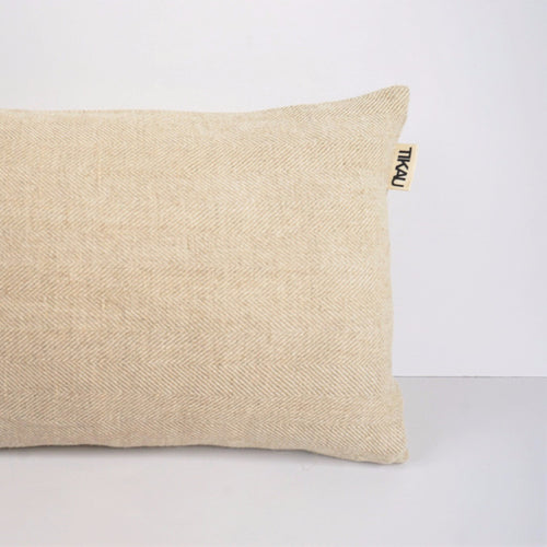 JUTE CUSHION COVER (35x50) by Tikau