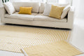 STRIPE CARPET by Tikau (Yellow)