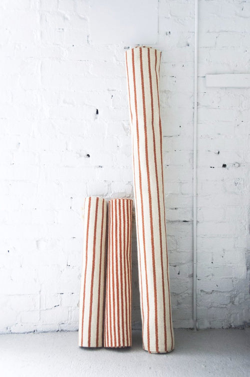 STRIPE CARPET by Tikau (Orange)