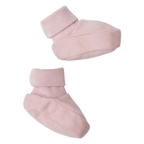 BOOTIES ( pink)  by Wooly Organics