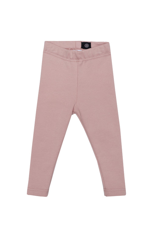 LEGGINGS ( pink) by Wooly Organics