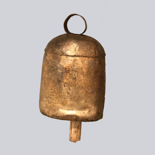 COW BELL BIG (Brass)