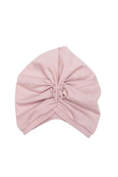 TURBAN HEADBAND (Pink) by Wooly Organics
