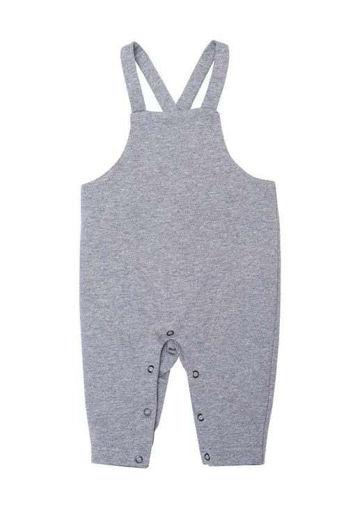 JUMPSUIT (grey) by Wooly Organics