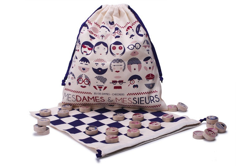 MESDAMES & MESSIEURS TAMMI by Les Jouets Libres