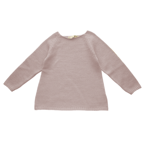 SWEATER MARY by Esencia (6-12 months, Rose)