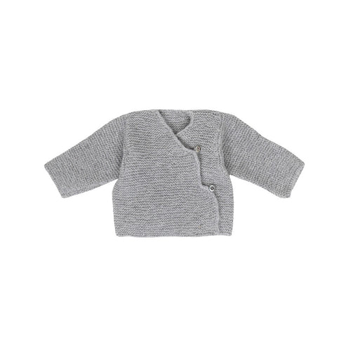 CASHMERE NEWBORN CHOLO by Ketiketa (Grey)