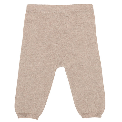 CASHMERE TROUSERS by Ketiketa (6-18 months, SAND)