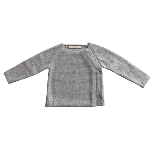 SWEATER NOA by Esencia (6-12 months, dove)