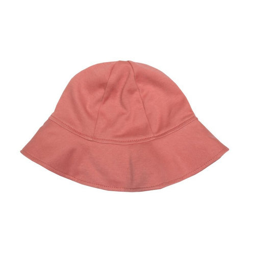 KIDS SUN HAT PEACH by Wooly Organics