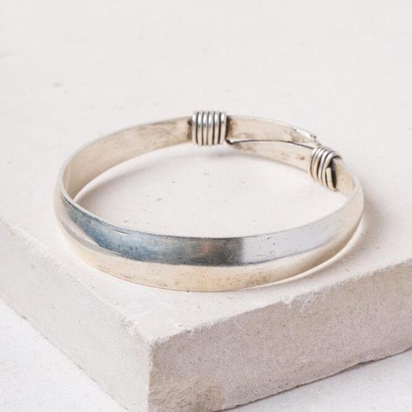 SILVER BRACELET MIAO by Starfish Project (silver)