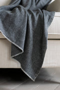 WOOL BLEND BLANKET by Tikau (Many colours)