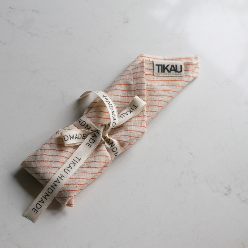 NAPKIN ORGANIC COTTON by Tikau (Different colour options)