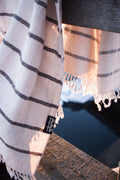 STRIPE TOWEL ORGANIC COTTON by Tikau (100 x 190cm)