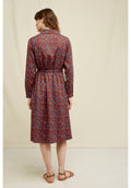 PEOPLE TREE Aislinn Paisley Shirt Dress