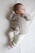 CARDIGAN MALOU by Esencia (0-6 year, Dove)