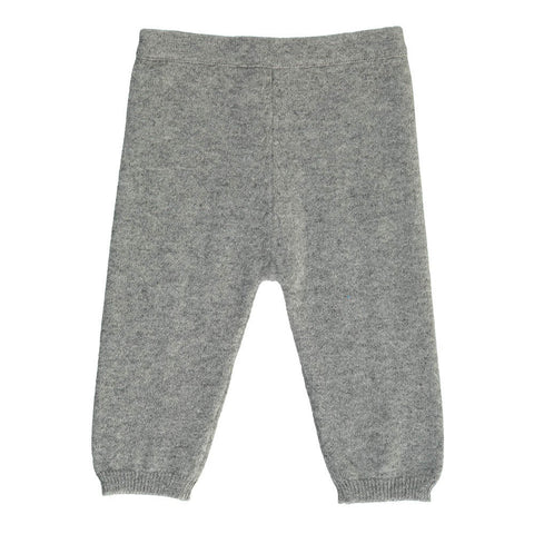 CASHMERE TROUSERS by Ketiketa (Grey, 6 months - 2 years)