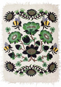BOMBROO CARPET by Tikau (Green, 125x180 cm) PRE-ORDER