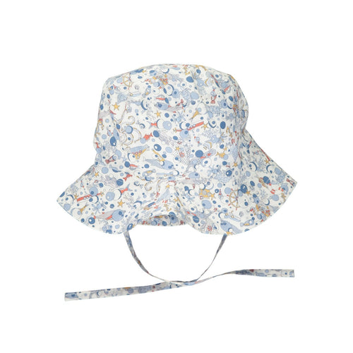 JACK HAT by Olivierbaby (Ocean Blue)