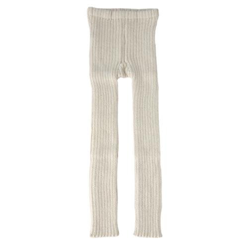 RIB LEGGINS by Esencia (6 months- 6 years, Ivory)