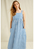 PEOPLE TREE Luella Stripe Dress