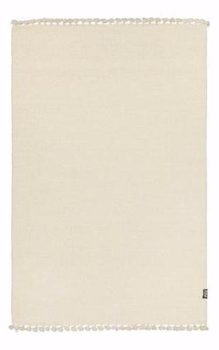 PLAIN CARPET by Tikau (natural white)