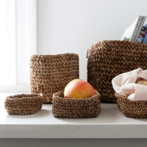TINY BASKET by Tikau (Small)