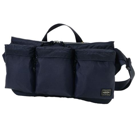 PORTER YOSHIDA & CO FORCE WAIST BAG (NAVY)